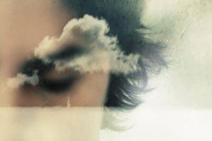clouds in my mind by partiallyHere