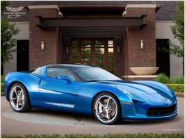 Chevrolet Corvette C7 2013 by Jakusa1