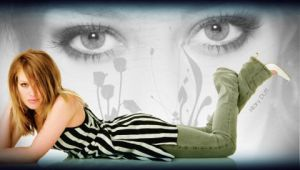 PSP - Hilary Duff: Reflections by TebgDoran