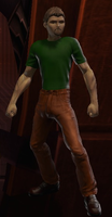 Shaggy (DC Universe Online) by Macgyver75