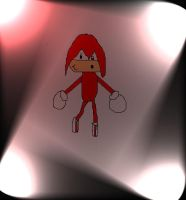 Knuckles by Time-Spinner