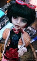 Ghoulia Yelps OOAK Monster High 1\4 by PixieLify