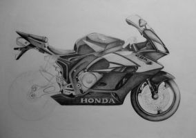 My Honda by FirebladeMe