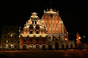House of Blackheads - Riga by royho