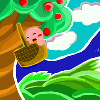 Kirby's Epic Adventure by YerBlues000