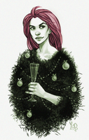 Tonks by LiaBatman