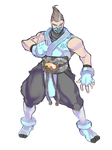 capcom sub-zero?-ver.2 by J41R0