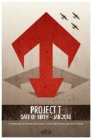 Project T - Poster by puldefranck