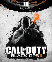 Call of Duty Black Ops 2 Icon by nemanjadmitrovic