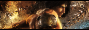 Sign Prince of Persia by ROH2X