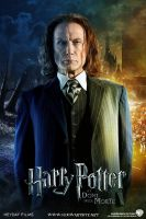 Rufus Scrimgeour 02 - Deathly Hallows Extended by HogwartSite