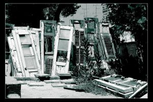 The last days of THE DOORS by gilad