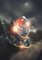 bmx freestyle by onemicGfx
