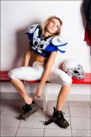 Real football shoes by colorful-beauties