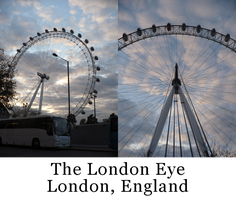The London Eye Set by pieceofshilohstock