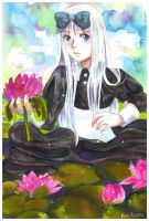 APH: Waterlily by momofukuu