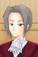 Young Edgeworth by candymoxie