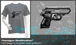 Handgun Modification by aMorle