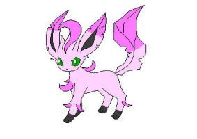 Pinky the leafeon? by Pinkytheeevee