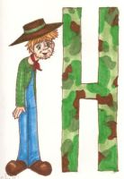 H is for Hillbilly by TheLuckyStarhopper