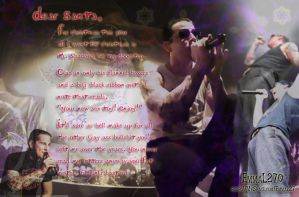 M Shadows Christmas Card by EmmaL27
