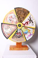 The Wheel of Warfare by Dogwhitesector