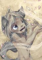 Commission Kanyiko by tikopets