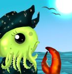 Davy Jones by OhSadface
