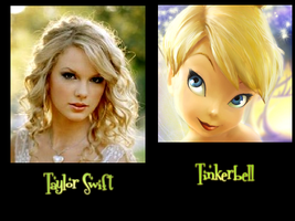 Tinkerbell - Taylor Swift by FalseDisposition