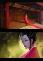 The petals by Ketka