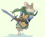 Redwall by CoyoteEsquire