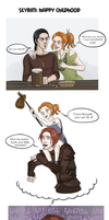 Skyrim: The happy childhood by Adelaiy