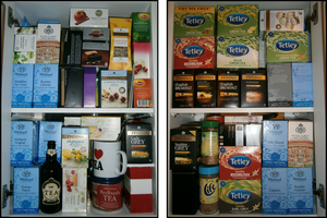 My Tea Collection (Kit Form) by QuintonCharles