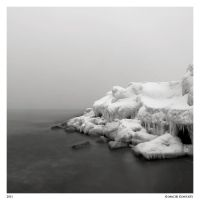 Seashore at winter 6 by Maciej-Koniuszy