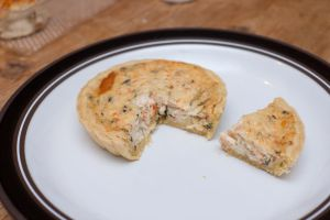 Salmon pie by patchow