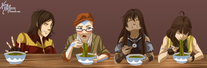 They're good noodles by KaitouHyuuga