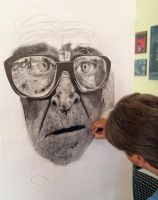 Sneak Peak - New Drawing (WIP) by Paul-Shanghai