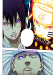 Naruto 673 - Get ready, Madara by hyugasosby