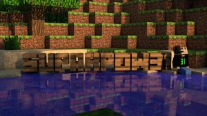 My New Channel Banner by SupahPOW31