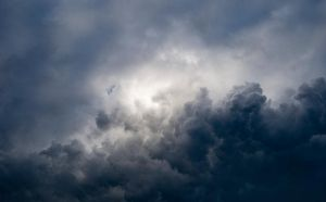 sky storm clouds stock by amka-stock