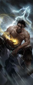 The Way Of Kings Kaladin by zippo514