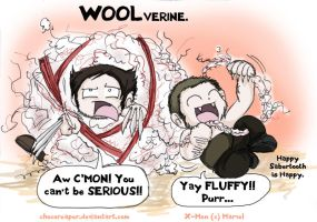 WOOLverine by Chocoreaper