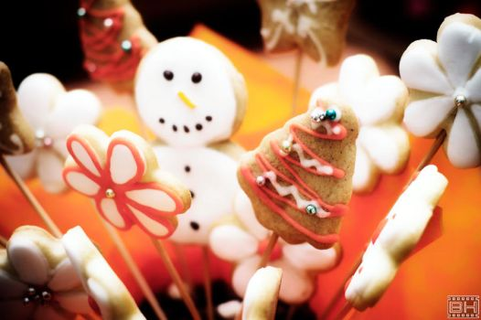 Tasty decorations by Horzescu