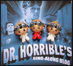 Chibi-Charms: Dr. Horrible x2 by MandyPandaa