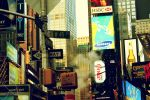 45th Street by ChelseaIsAPansy