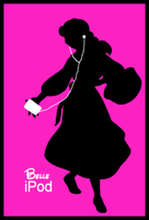 Belle iPod by GeekLover