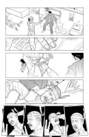 Punisher Sample Page 3 by mikefeehan