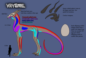 vryshel species ref. by Wreckuiem