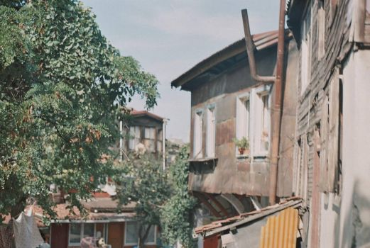 Bedrettin district Istanbul by sepehrrl