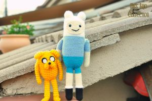 Adventure time! by MissBajoCollection